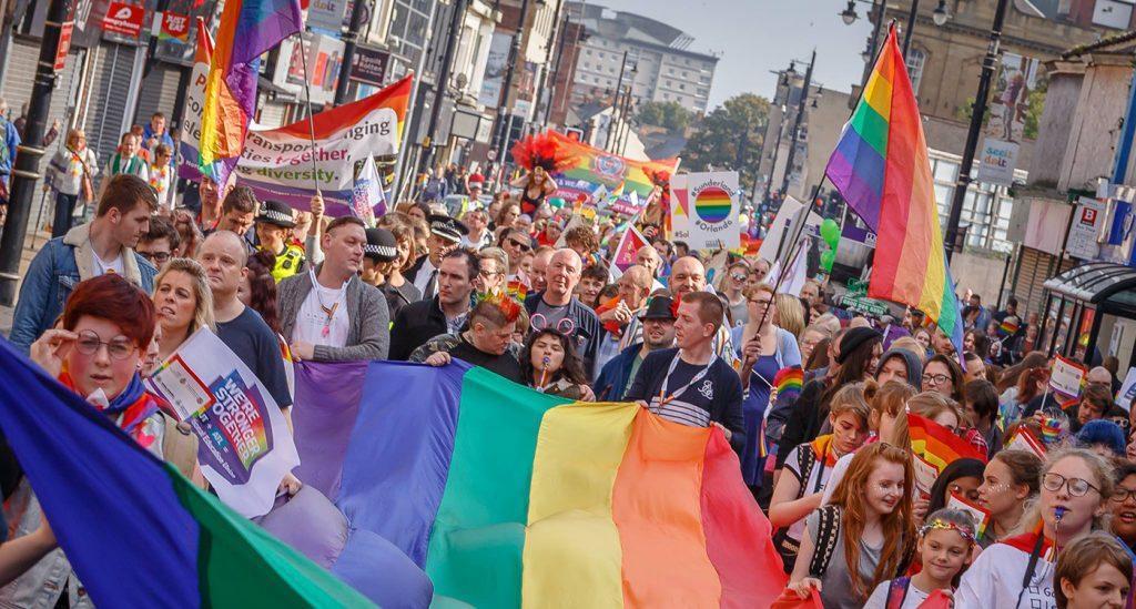 Sunderland Pride 2017